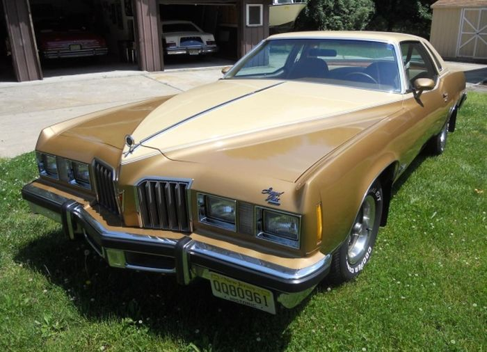 We have a feeling that most of these personal luxury coupes of the late 1970s were relatively well kept to begin with - when was the last time you saw one in ta
