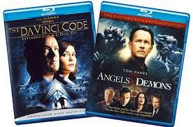 """Kod Leonarda da Vinci"" (2006) = ""The Da Vinci Code"" (2006) and ""Anioły i demony"" (2009) = ""Angels and Demons"" (2009)"