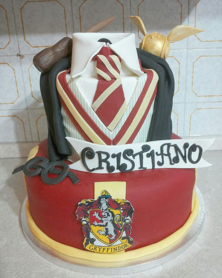 cake Harry Potter