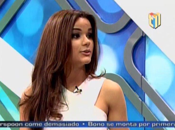 Entrevista A Clarissa Molina 3era Finalista En Nuestra Belleza Latina En 'Arte Y Medios' #Video