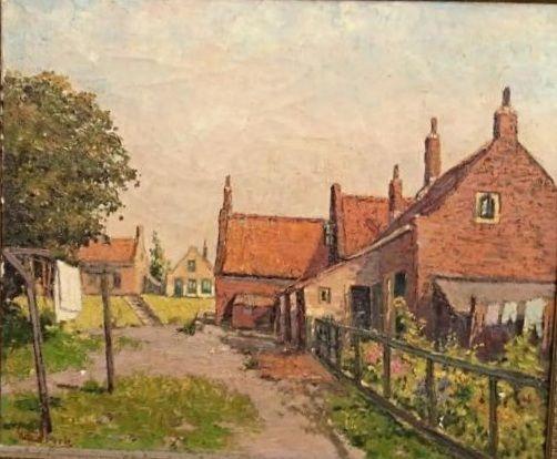 Willem Horselenberg - dorpshuizen