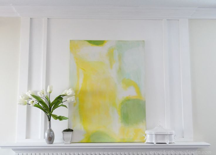 Diy abstract painting for Diy watercolor abstract art