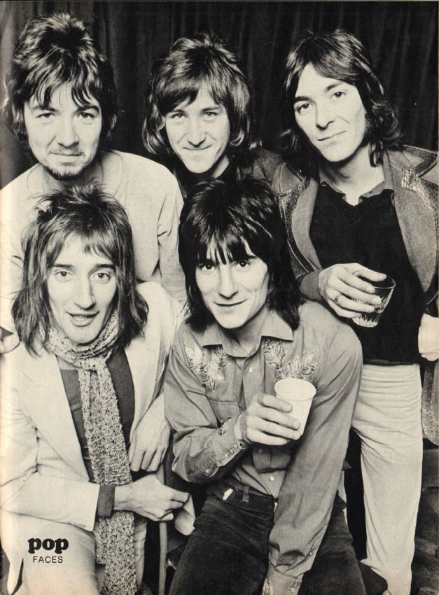 The Faces, 1971