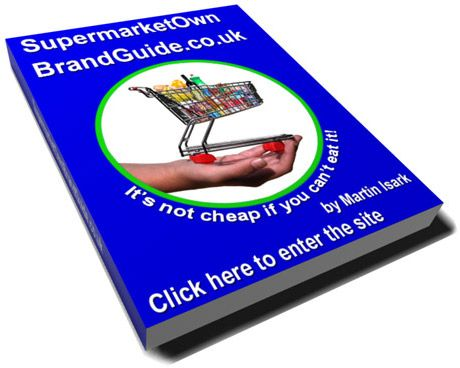 Supermarket price comparison and best offers website.  http://www.supermarketownbrandguide.co.uk/index.htmarket comparison and best offers website