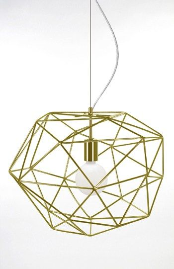 Diamond lamp from Globen