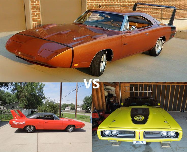 1969 Dodge Charger Daytona Vs. 1970 Plymouth Superbird + 1971 Dodge Superbee?? Click to Find out more - http://fastmusclecar.com/best-muscle-cars/1969-dodge-charger-daytona-vs-1970-plymouth-superbird-1971-dodge-superbee/ COMMENT.