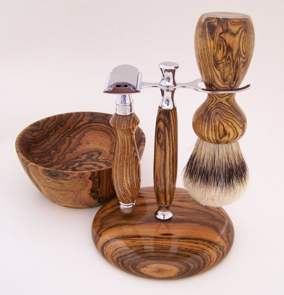 Hey, I found this really awesome Etsy listing at https://www.etsy.com/listing/203071177/bocote-wood-shaving-set-26mm-super