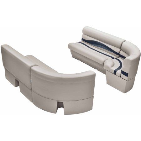 Wise Premier Pontoon Series Front Boat Group, Multicolor