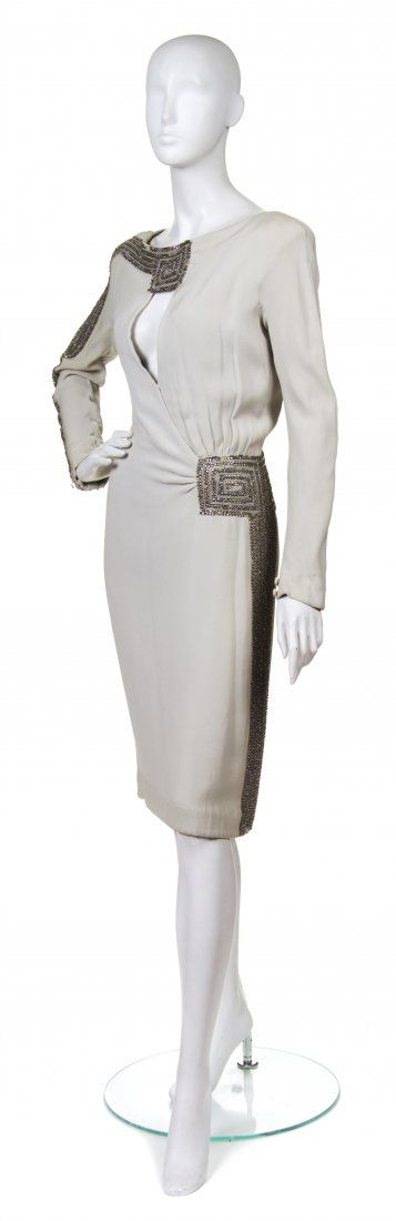 Balestra, (Italian, b. 1924), Cocktail Dress 1940s