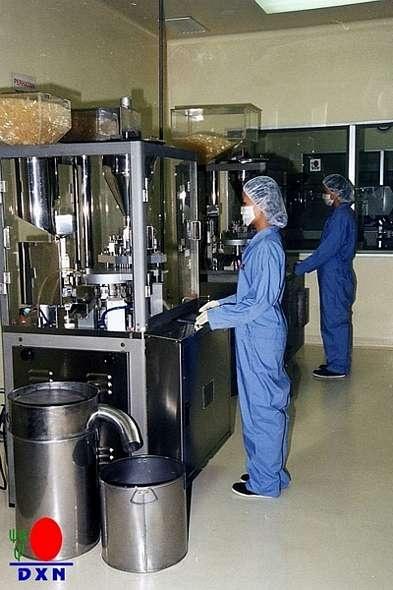 DXN laboratory