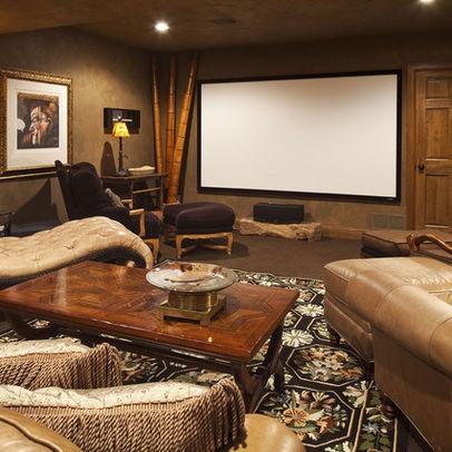 190 best Media Rooms images on Pinterest Home ideas, Living room