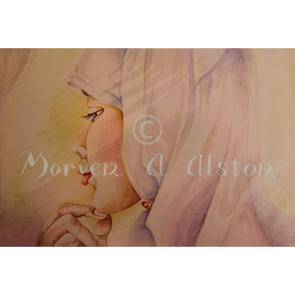 Reserved by Morven A. Alston. Artwork created in: Brunei
