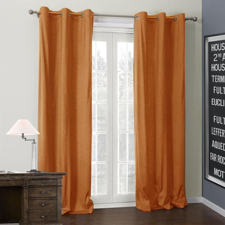 Solid Copper Coating Thermal Curtain  #curtains #homedecor #decor #homeinterior #interior #design #custommade