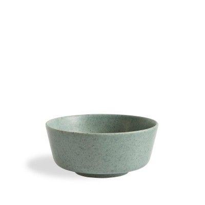 Kahler Ombria Skål Granitt Grønn 12,5 cm