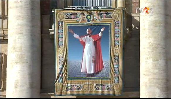 Papa Paul al VI-lea, care a condus Biserica Catolică între 1963 și 1978 într-o perioadă agitată pe scena internațională, a fost beatificat duminică de Papa Francisc în Piața Sfântul Petru