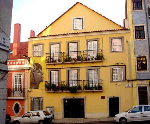Amalia Rodrigues ( Fado Ambassador ) Museum in Lisbon