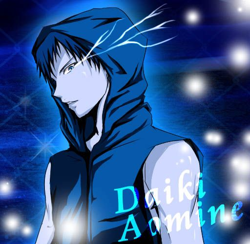 Kuroko No Basket Aomine Zone Wallpaper For Kids