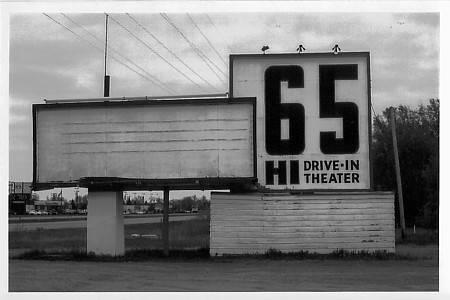 65-Hi Drive-In in Blaine, Minnesota