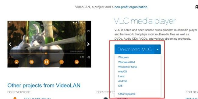 Download Vlc Media Player For Windows Macos Linux Pcguide4u Linux Open Source Download
