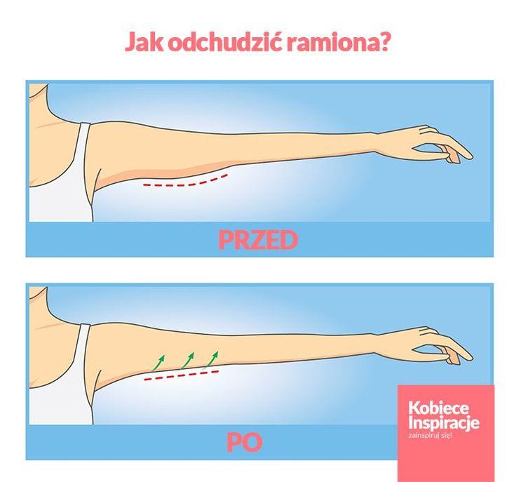 Jak odchudzić ramiona? - zobacz WIDEO z ćwiczeniami