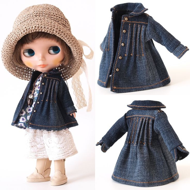 ** Blythe outfit ** Lucalily 205** : mahounote.
