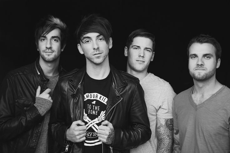 All Time Low - 'Back To Future Hearts Tour' comes to 3Arena Dublin in February 2016.