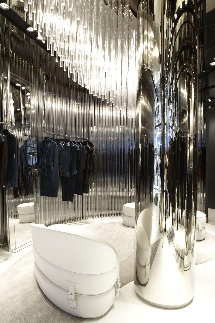 Jitrois London Shop Ground floor 2 Design by Christophe Pillet