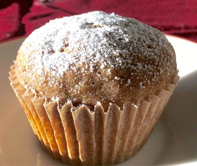 Out of the Right Brain: Panera Copycat Pumpkin Muffins (oddly posted in spring!)