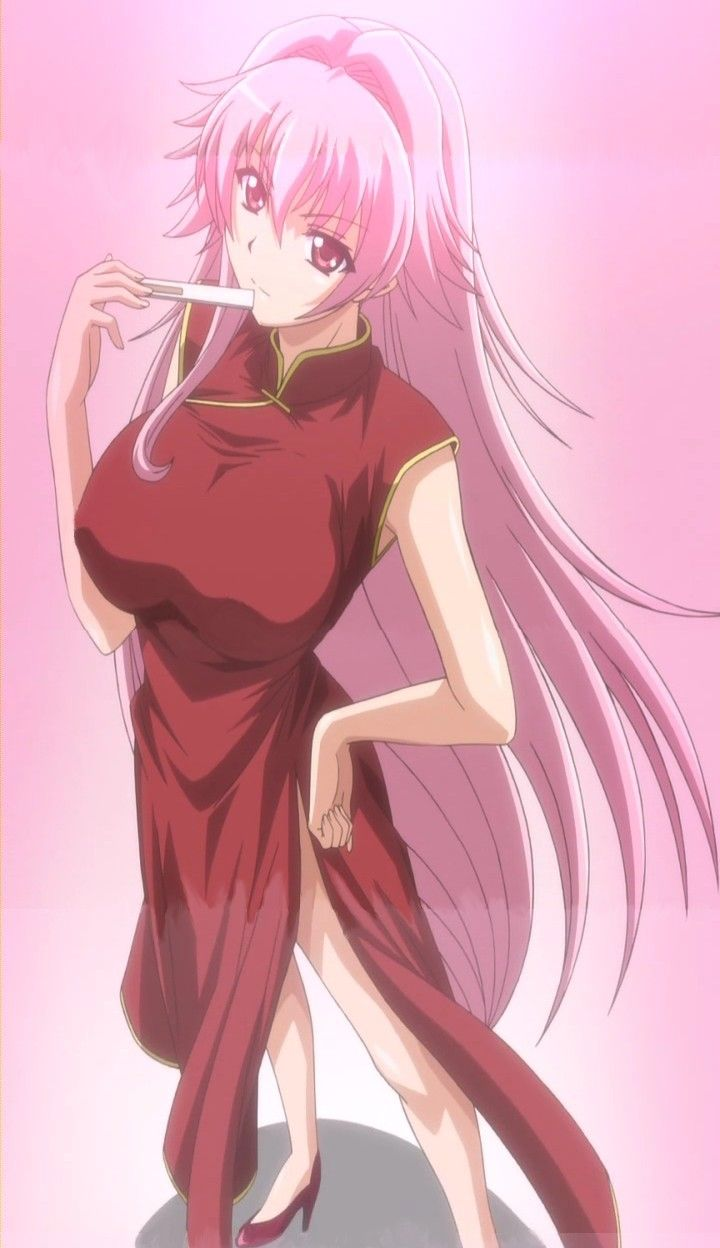 Anime Characters With Pink Hair : Best anime design images on pinterest