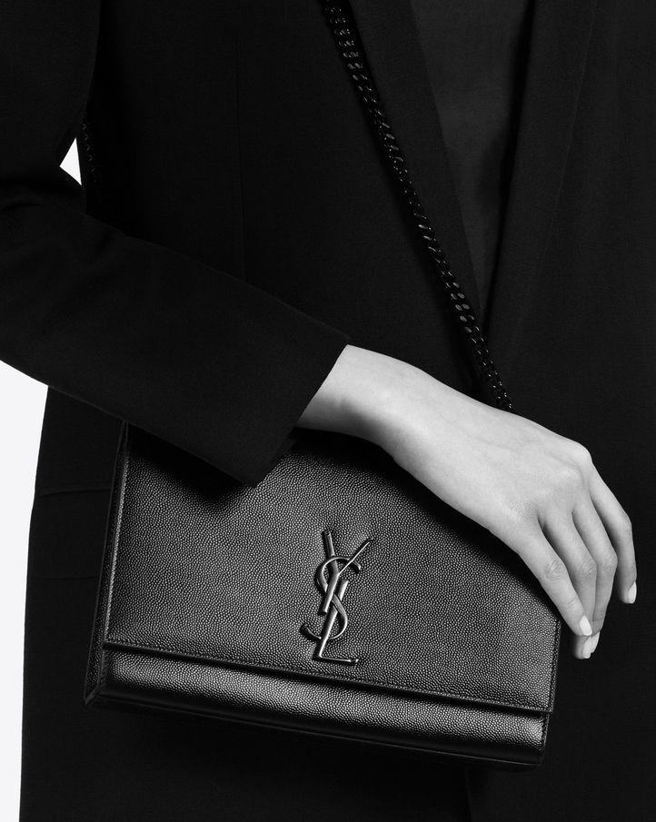 ysl black bag - monogram saint laurent universite bag in bordeaux leather