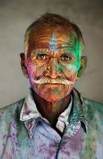 Steve McCurry's India - Telegraph