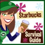 Need your daily caffeine fix? Wait! Read our #Starbucks survival guide first! #HGSurvivalGuide