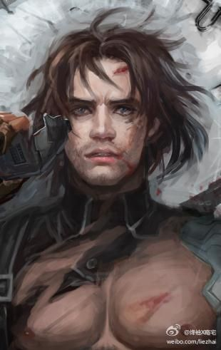 259 Best Images About Bucky Barnes On Pinterest