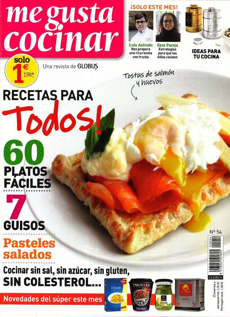 Como Me Gusta Cocinar | Nuestro Pimenton Ahumado Premium En La Revista Me Gusta Cocinar