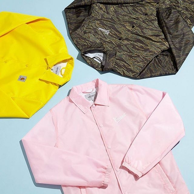 """19.5 mil Me gusta, 92 comentarios - ASOS (@asos) en Instagram: """"Pastels, patterns and primary colours… new Carhartt kit is nearly here 🙌 📷: @asos_menswear"""""""