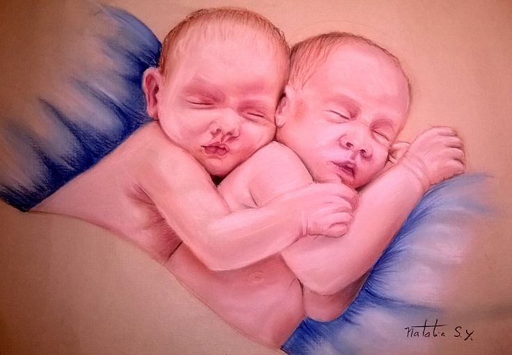 Bebés en #pastels