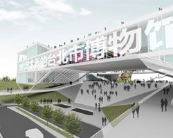 meterbuilt: new taipei city museum of art