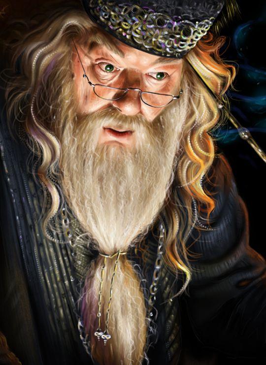 Dumbledore by Lara Cremon