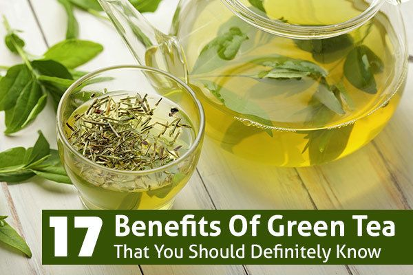 Green tea has been known to be a healthier substitute to normal beverages like coffee and other types of tea owing to its lower caffeine content
