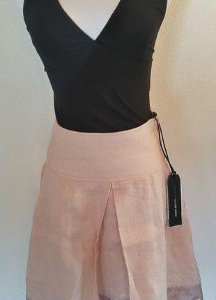 Kaufe meinen Artikel bei #Kleiderkreisel http://www.kleiderkreisel.de/damenmode/knielange-rocke/127685138-miss-sixty-huftrock-rosapuder-gr-s