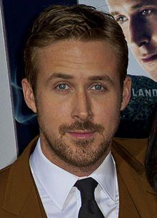 Ryan Thomas Gosling (born November 12, 1980) November Scorpio !!