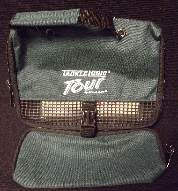 #Plano Tackle Logic #Tour Wrap Bag NWOT #Fishing #Outdoors Tackle