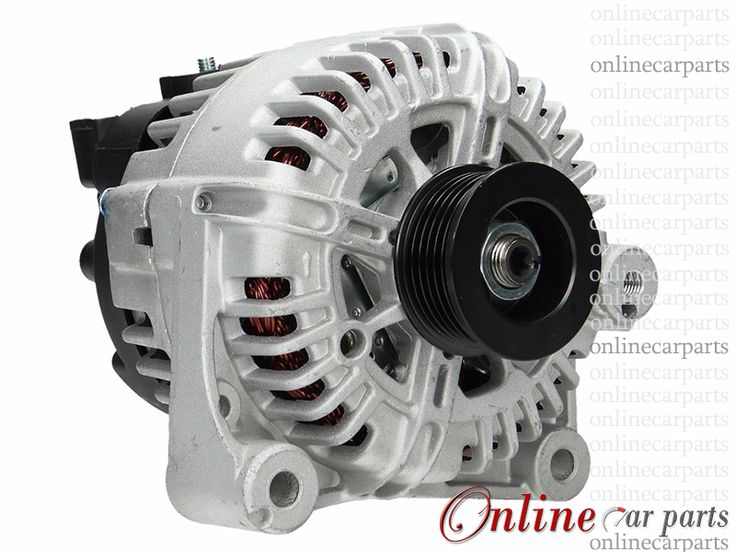 BMW E90 320D 05-11 N47 M47 150A 12V 6 Groove 1 PIN IR/IF Alternator OE TG15C093 12317795620