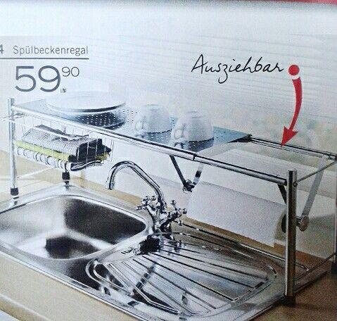 Mobiletto portacose per il lavandino!!