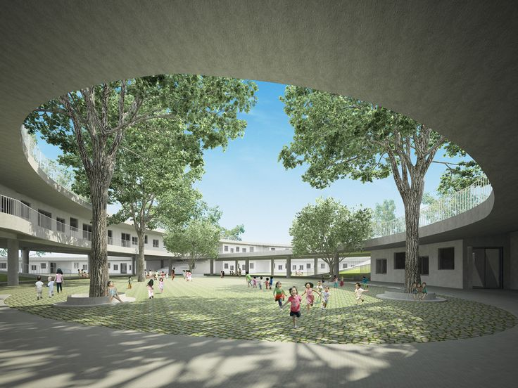 Gallery of In Progress: Farming Kindergarten / Vo Trong Nghia Architects - 5
