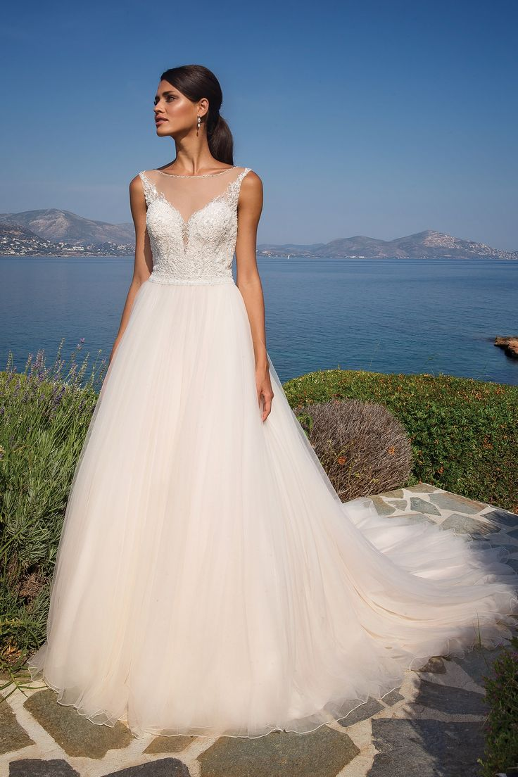 55 best Our Justin Alexander Gowns images on Pinterest | Wedding ...