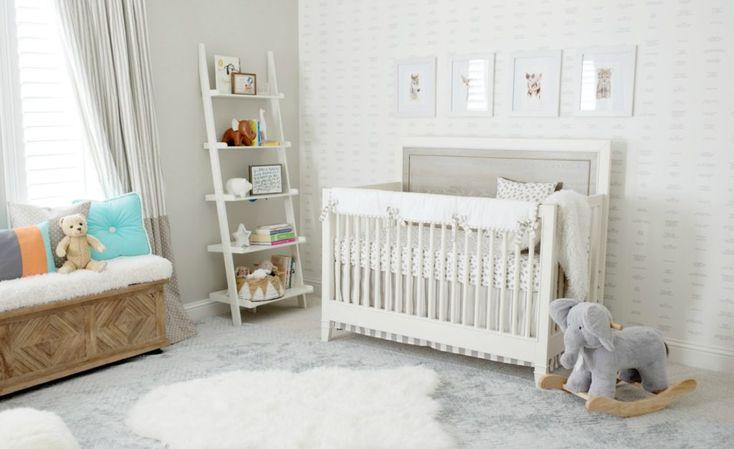 Celebrity Design Reveal: Catherine and Sean Lowes Nursery
