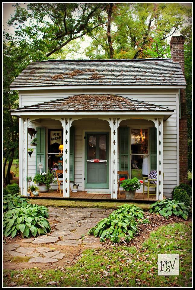 Very tiny cottage!
