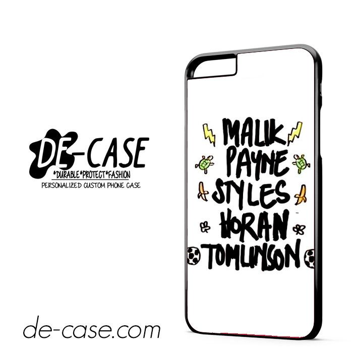 One Directin Names DEAL-8189 Apple Phonecase Cover For Iphone 6/ 6S Plus