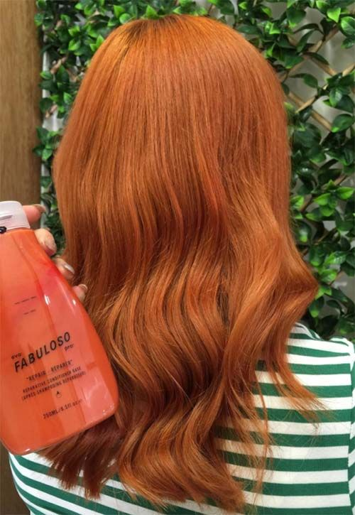 awesome 50 Copper Hair Color Shades to Swoon Over,Copper hair is a significantly underrated hair coloration possibility. Some folks attribute it to crimson hair so rapidly that they fail to appreciate...